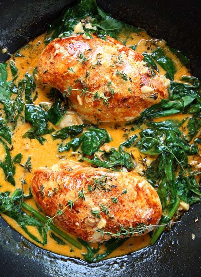 Sunday Night Chicken