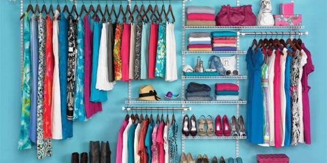 Winter Closet Cleanout