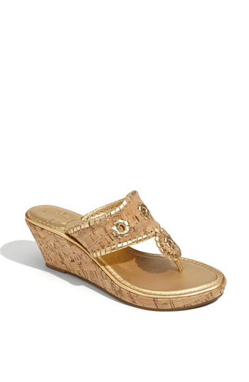 The Glitter Life Marbella Mid Wedge