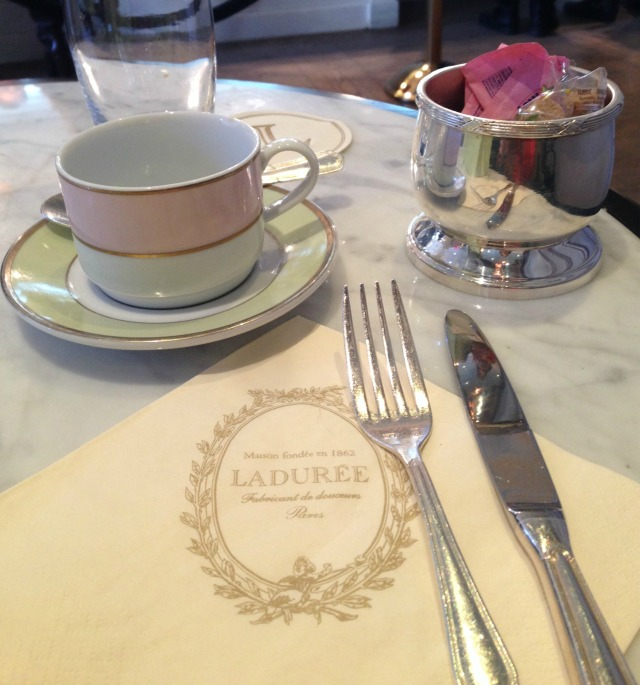 The Glitter Life Laduree