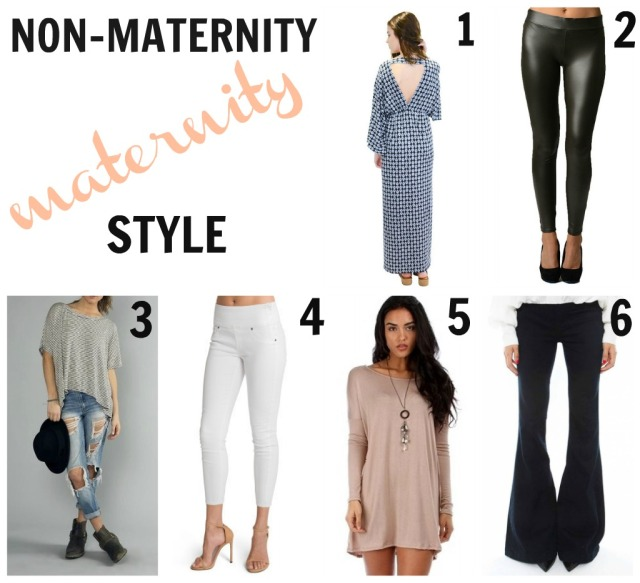 The Glitter Life Maternity Style