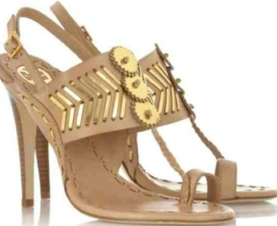 The Glitter Life Tory Burch Tanya Sandal