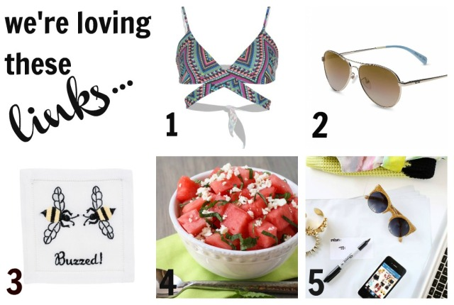Friday Five Link Love