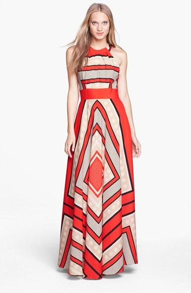 Nordstrom Eliza J Maxi Dress