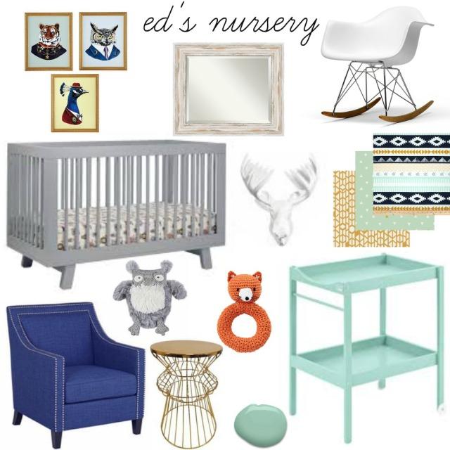 Nursery Collage