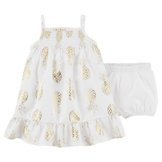 Target Pineapple Dress