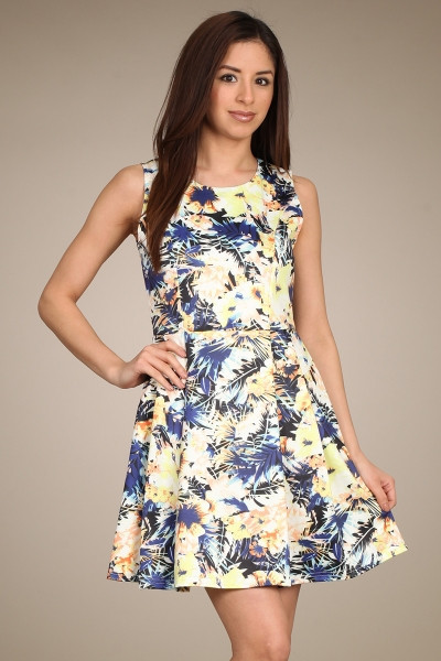 Shop Sole Dish Tropicana Dress