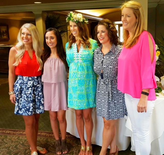 Laura + Hostesses