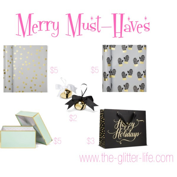 Merry Must-Haves