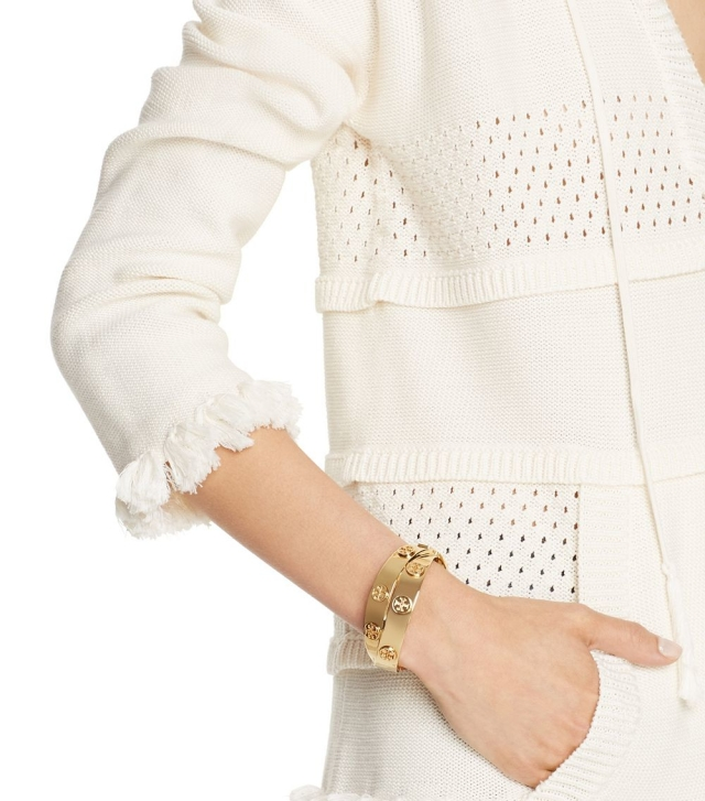 tory-burch-shiny-gold-metal-double-wrap-logo-stud-bracelet-gold-product-0-981564515-normal