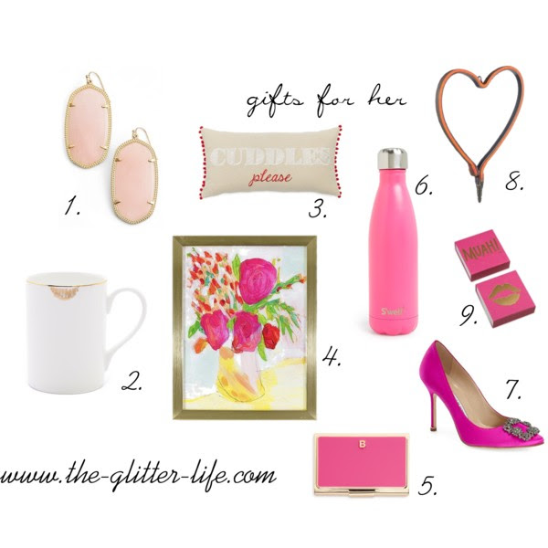 The Glitter Life Valentine's Day Gift Guide