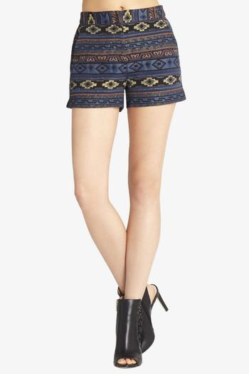 BCBGeneration Tribal Short
